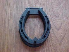 Horseshoe door knocker