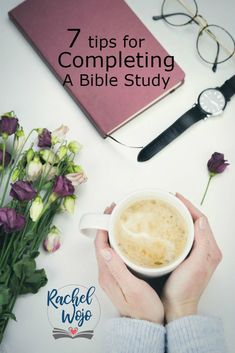 7 Tips for Completing A Bible Study via Wojo Bible Studies For Beginners, Bible Study Lessons, Bible Study Plans, Bible Study Journal, Study Inspiration, Study Ideas, Bible Topics, Group Study, Scripture Verses