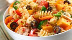 Get inspired with this authentic, flavorful Wish-Bone® recipe: Classic Italian Pasta Salad