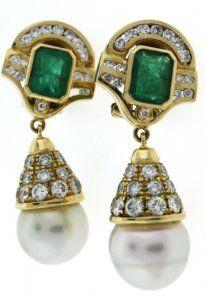 emeralds, diamonds, and pearls - my sorority's 3 jewels