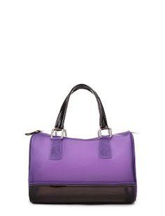 Jelly Bag Purple #iwearmystyle