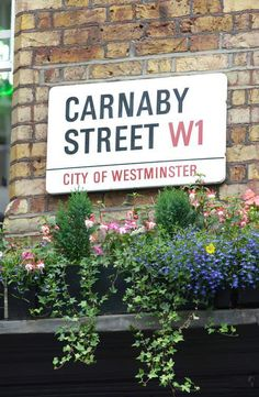 Carnaby Street is the place to do all your shopping and munching when you visit London.
