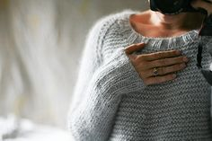 Ravelry: il grande favorito pattern by Isabell Kraemer--Want to make this sweat this coming fall