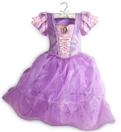 Girl cartoon Fashion baby girl dress cotton baby flower bow dress children princess party dress
