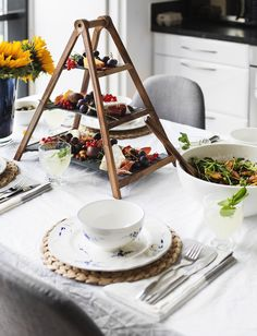 Mix 'n' Match, Old & New: Casual Dinner with Villeroy & Boch