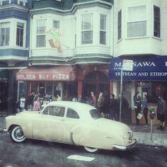 Golden Boy Pizza SF (circa 1952)