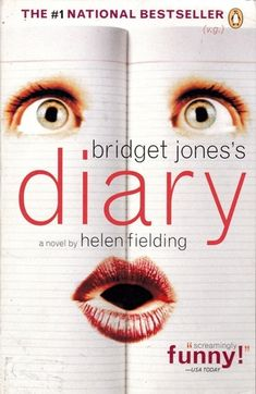 Bridget Jones's Diary (Bridget Jones, #1)... book turned into a movie. I love the movie so much I wonder if I would like the book as well.