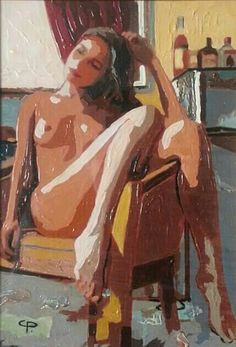 Relaxation art by C. Paunesco