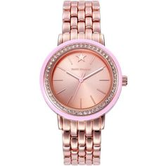 Reloj Mark Maddox MM7007-97 Pink Gold http://relojdemarca.com/producto/reloj-mark-maddox-mm7007-97/