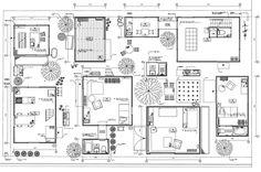 moriyama house floorplan