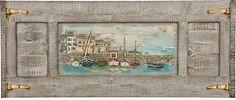 .: αστηρ α.ε. | astir s.a. (Country Corner furniture distributor in Greece) :. Nautical Theme, Vintage World Maps, Hand Painted, France, Interiors, Collections, Painting, Furniture, Painting Art