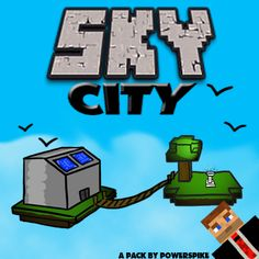 In Skyblock City ModPack, players can look forward to a new take on an old favorite – the Skyblock game type. This is in fact just a heavily modded version