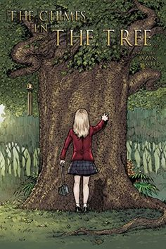 THE CHIMES IN THE TREE by Jazan Wild.  An epic tale about a journey to find the magic within... Young Katie Windsor Loves to play in the forest with her cat, Green Eyes. One day he disappears. Improbably her cat's cries seem to be coming from inside a great oak. Cautiously Katie approaches the tree. At first her hand enters the bark... and then so does she. Having never truly felt that she fit into this world, it would seem that Katie found another. Or did it find her?