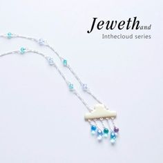 Inthecloud series, cloud necklace, Yes or No?