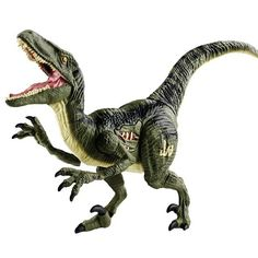 Jurassic World Toy - Raptor Blue