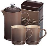 Le Creuset Coffee Set