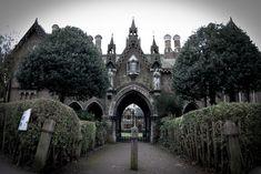Highgate-Cemetery london