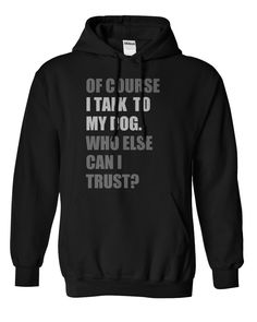 Ocd Obsessive Canine Disorder HOODIE hoody Dog Puppy Top Funny birthday gift