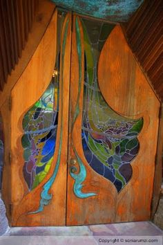 Travel Sea Ranch Chapel door
