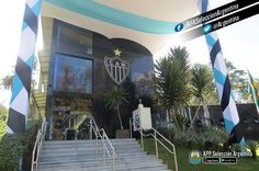 Main training center of Clube Atlético Mineiro - Brazil City Rooster