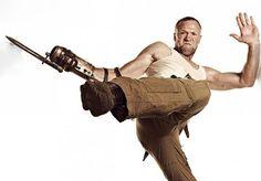 Freaking Merle - Walking Dead