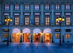 Dream Hotels: The Ritz Paris #Paris #Ritz #travel thehungrytravelerblog.com