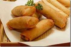 Spring roll now it& available in different varieties, such as spring egg roll, but we would like you to try this chicken spring rolls recipe. Tuna Spring Rolls Recipe, Fried Spring Rolls, Chicken Spring Rolls, Vegetable Spring Rolls, Egg Roll Recipes, Ramadan Recipes, Pinoy Food, Sashimi, Appetizer Recipes