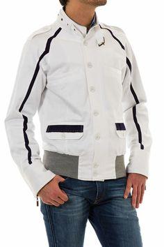 Giubbotto bianco in cotoneJust Cavalli