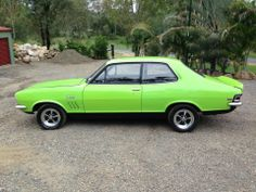 Had one of these two Torana GTR XU1 all original restored with 2 original Yella Terra engines worked by Bob Campbell Racing Engines in Osborne Park... One for road use and cost me $3000 the other for racing and modified for that purpose and cost $5200 in 1995.