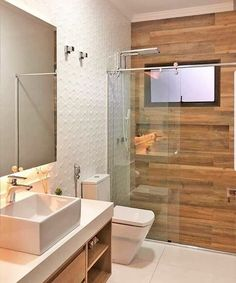 Looking to update your bathroom? Check out these affordable small bathroom remodel ideas and designs. Get inspired for your next home remodeling project. Modern Bathroom Design, Bathroom Interior Design, Interior Design Living Room, Bad Inspiration, Bathroom Inspiration, Small Bathroom, Master Bathroom, Bathroom Canvas, Bathroom Collections