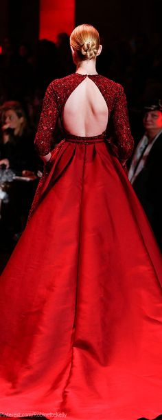 Elie Saab Haute Couture | F/W 2013 http://www.redlyserious.nl