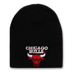 Adult NBA Chicago Bulls Warm Ski & Skate Beanie / Winter Hat - One Size Fits All - Black by NBA. $9.76. Save 49% Off!