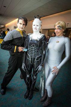 Star Trek Cosplay - #SDCC San Diego Comic Con 2014