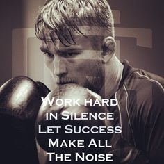 MOTIVATIONAL POSTER with Swedish fighter Alexander Gustaffson : if you love #MMA, you'll love the #UFC & #MixedMartialArts inspired fashion at CageCult: http://cagecult.com/mma