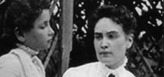The extraordinary story of Annie Sullivan and Helen Keller, including little-known facts about a trip they mad. Helen Keller Quotes, Anne Sullivan, The Miracle Worker, Benjamin Harrison, Strong Women, Annie, Irish, The Past, America