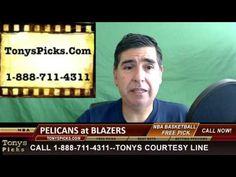 New Orleans Pelicans vs. Portland Trailblazers Pick Prediction NBA Odds ...