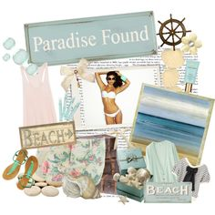 """Ocho Rios"" by shelley-cw on Polyvore"