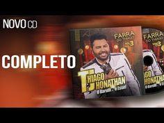 Novo CD - Thiago Jhonathan - Farra do Thiago - Vol. 3 - YouTube Nova, Youtube, Books, Musica, Libros, Book, Book Illustrations, Youtubers, Youtube Movies