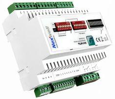 NXW223.8 - RELAY CONTROLLER 8X TUKAN XT DIN