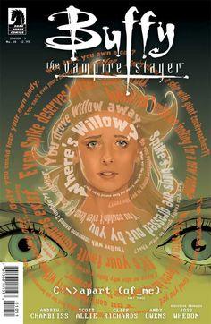 Buffy the Vampire Slayer Season Nine #10 - Apart (of Me), Part Three (Issue)