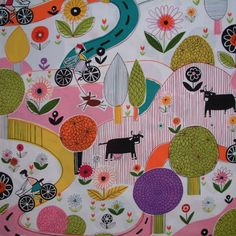 Patchwork and Quilting Fabrics from Fabric Inspirations Online Shop. We sell quality cotton fabrics for all your creative needs. For all your patchwork and quilting fabrics needs Patchwork Fabric, Ruler, Cotton Fabric, Kids Rugs, Quilts, Park, Creative, Pattern, Inspiration