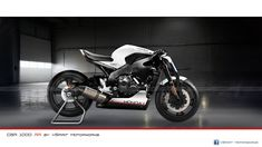 Ottonero Cafe Racer: V'spirit motorworks