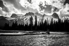 Rockies lll by Tristan/Chlesa Tilbury on 500px Canmore, Alberta, Canada