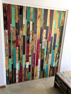 110+ All Season Pallet Wooden Project Ideas | I Love2Make
