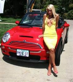 View of Mini Cooper Convertible S. Photos, video, features and tuning ...