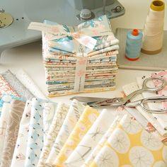 sharonhollanddesigns's photo: Watch for more information about upcoming #Gossamerfabrics #fatquarterbundlegiveaway from #sharonhollanddesigns #WeAreFabrics #ArtGalleryFabrics  #quilting #sewing #fatquarters #fabric