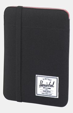 Classy iPad sleeves from Herschel Supply Co.