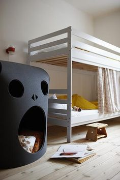 Cool play tent- this one actually looks like it could sustain my rough children playing on it!