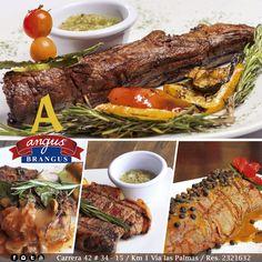Somos un restaurante especializado en carnes de calidad Brangus y calidad Brahman. ¡Disfrútala en termino azul, 1/2, 3/4 o bien asada!.  Reservas: 2321632. www.angusbrangus.com.co Cra. 42 # 34 - 15 / Vía las Palmas.  #restaurantesmedellin #AngusBrangus #parrilla #medellíntown #medellíncity #restaurantesrecomendados #delicioso #foodlovers #quehacerenmedellin #dondecomerenmedellin #deliciasmedellin #meatlover #traditionalfood #buenambiente #exquisito #compartir