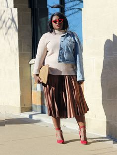 b140e6e9795 Plus Size Fashion for Women - Plus Size Fall Outfit  plussize - SUPPLECHIC